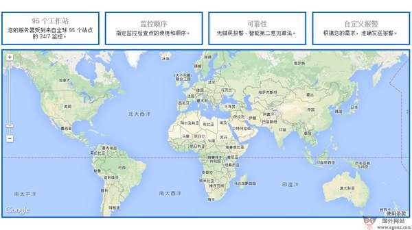 【经典网站】CloudMonitor:网站性能监控服务平台