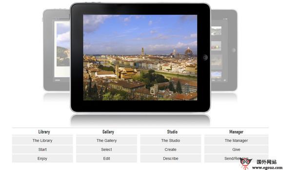 【工具类】Pholium:在线照片电子书制作工具