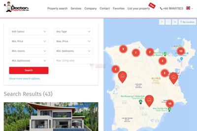 【经典网站】DoctorProperty|苏梅岛房产投资平台
