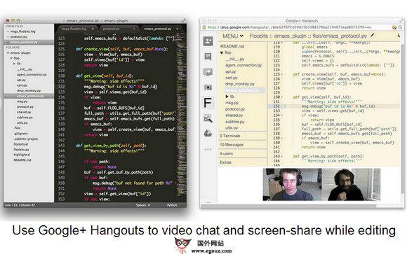【工具类】FlooBits:远程协同编程工具