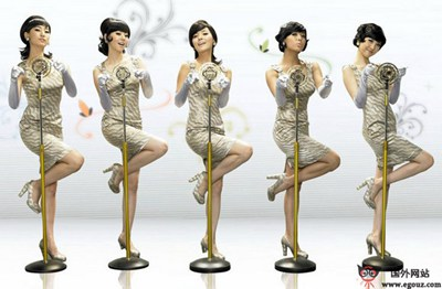 【经典网站】WonderGirlsWorld:韩国少女时代官方网站