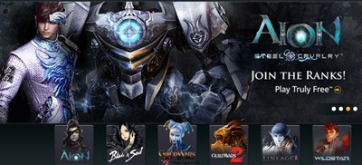 【经典网站】韩国NCsoft网络游戏开发公司