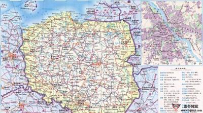 【经典网站】Plchinese:波兰华人资讯网