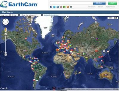 【经典网站】EarthCam:全球眼在线摄影头视频网