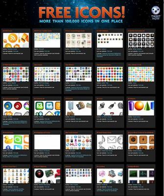 【素材网站】IconFinder:免费ICON素材网