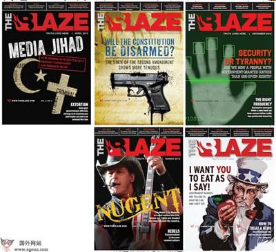 【经典网站】TheBlaze:时政新闻观点评论网