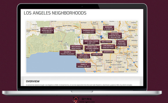 【经典网站】MoveGuides:一站式国际搬家服务平台