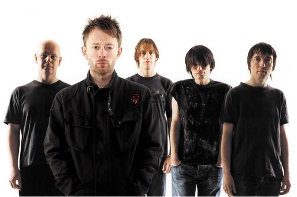 【经典网站】RadioHead:英国电台司令乐队官网