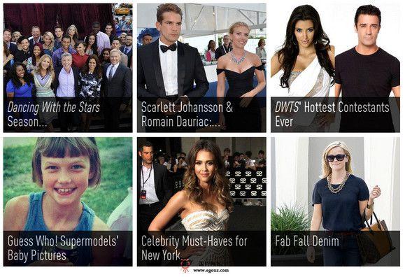 【经典网站】EOnline:美国名人娱乐新闻网