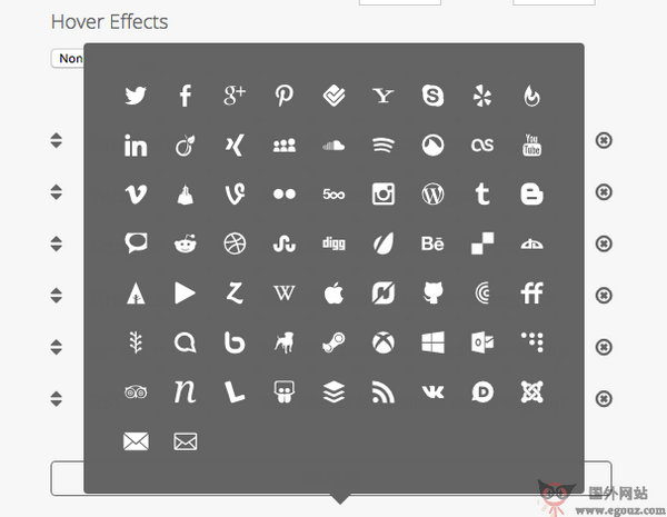 【工具类】PerfectIcons:在线网站按钮生成工具