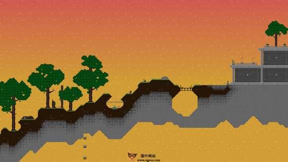【经典网站】Manyland:在线沙盒智力休闲游戏