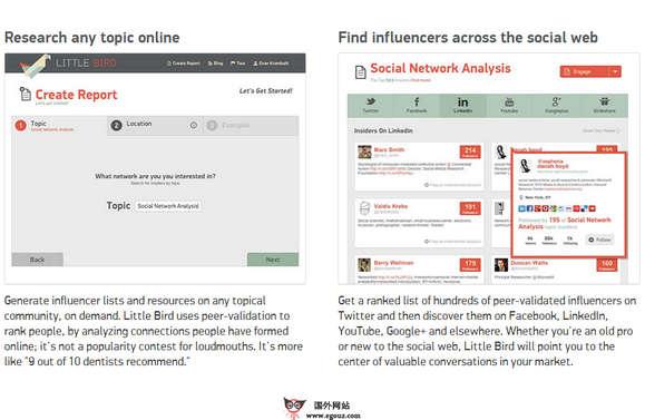 【经典网站】GetlittleBird:社会化营销推广工具
