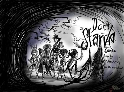 【经典网站】DontStarve:饥荒动作冒险游戏