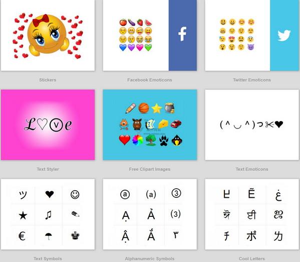 【工具类】i2Symbol|便捷的符号集合工具
