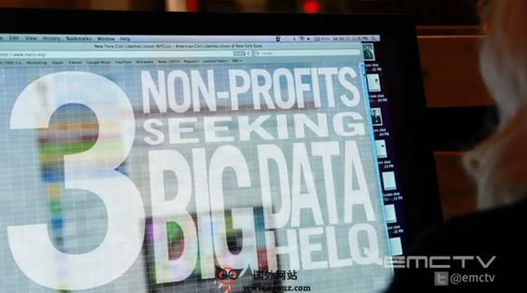 【经典网站】DataKind:互联网大数据科研组织