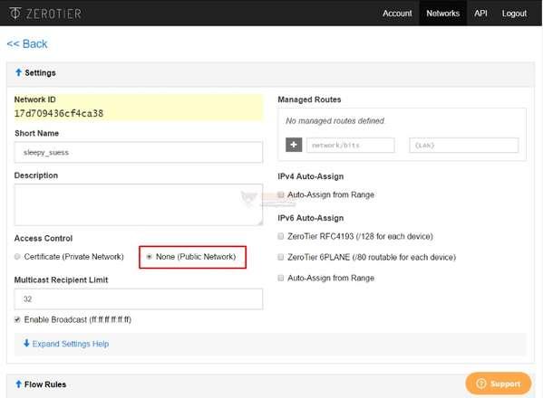 【工具类】ZeroTier|免费开源虚拟局域网架设工具