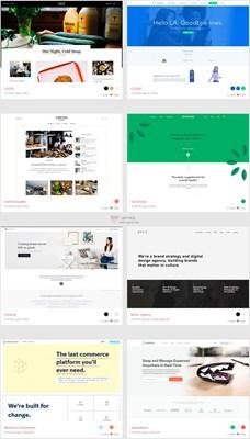 【素材网站】Flatinspire|网站灵感设计欣赏网