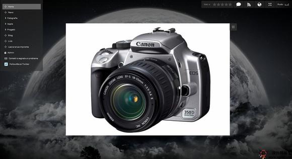 【工具类】Imagevuex:Flash幻灯在线相册网站程序