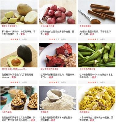 【经典网站】Cookstr|在线世界食谱收录库