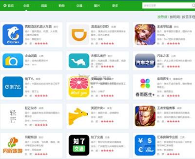 【经典网站】猎豹|微信小程序平台