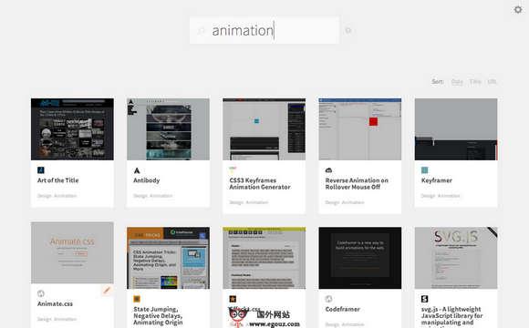【工具类】DeweyApp.io:Chrome浏览器书签工具