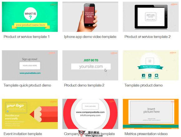 【工具类】Wideo:在线Demo视频编辑制作平台
