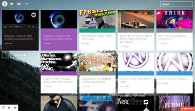【经典网站】PlayMyInBox:个人流媒体音乐盒子