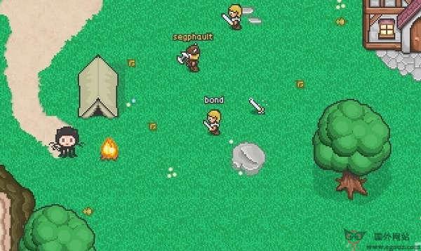 【经典网站】BrowserQuest:在线网页版RPG游戏