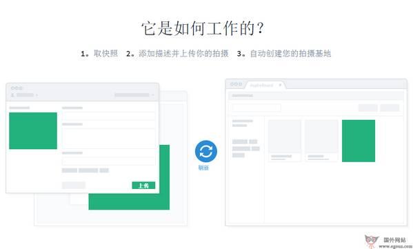 【经典网站】AspireBoard:在线灵感资源管理平台