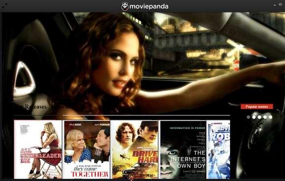 【经典网站】MoviePanda:基于P2P免费看电影平台