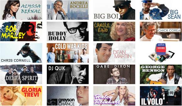 【经典网站】UniversalMusic:环球音乐集团官方网站