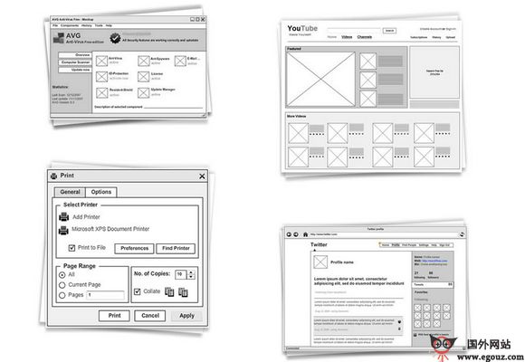 【工具类】MockFlow:网页设计师产品原型制作工具