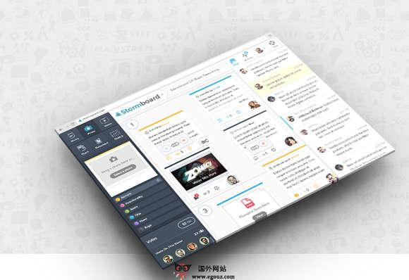 【工具类】StormBoard:在线讨论信息收集工具