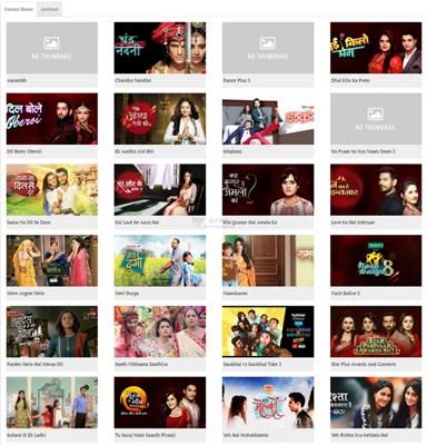 【经典网站】Yodesi 印度电视娱乐视频网