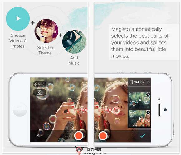 【工具类】Magisto:在线视频编辑平台