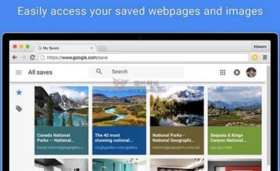 【工具类】GoogleSaves:谷歌浏览器图片收藏书签