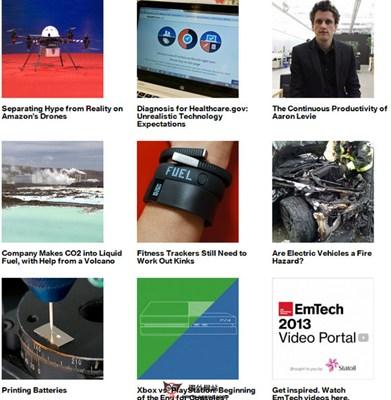【经典网站】TechnologyReview:美国麻省科技新闻网