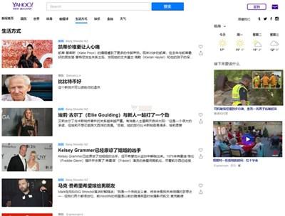 【经典网站】Yahoo!Xtra|雅虎新西兰新闻网