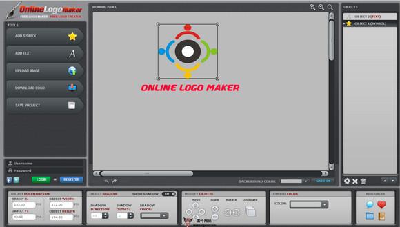 【工具类】OnlineLogoMaker:在线logo制作工具