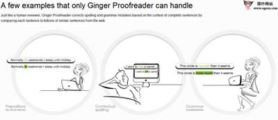 【工具类】GingerSoftware:语言语法拼写检查工具
