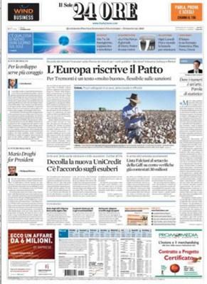 【经典网站】24小时太阳报|意大利综合财经媒体