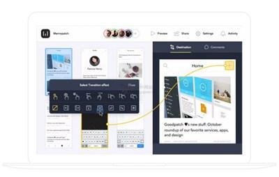 【工具类】Prott|创意转互动原型设计工具