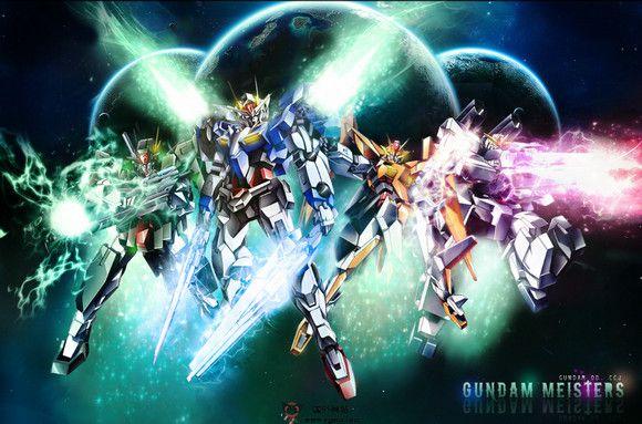 【经典网站】GundamSeed:机动战士动漫官网