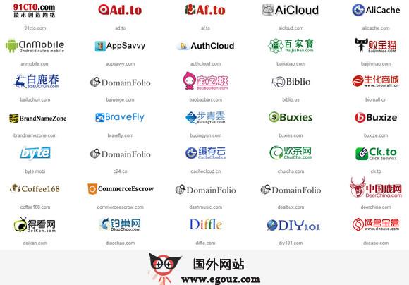 【经典网站】DomaInfolio:好域名拍卖网