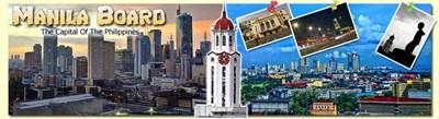 【经典网站】ManilaBoard:马尼拉旅游观光网