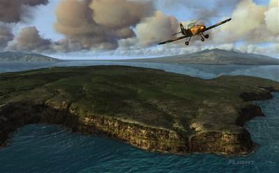 【数据测试】微软官方Win7主题:《微软飞行:夏威夷探险》