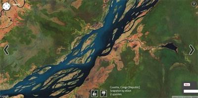 【数据测试】谷歌在线卫星地图,最值得鸟瞰的壮丽美景大推荐,Stratocam
