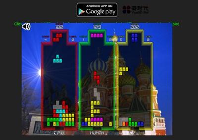 【数据测试】HTML5游戏:TC3rdStrike多人俄罗斯方块