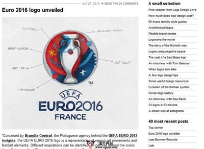 【素材网站】LogoDesignLove:图标Logo设计技巧分享网