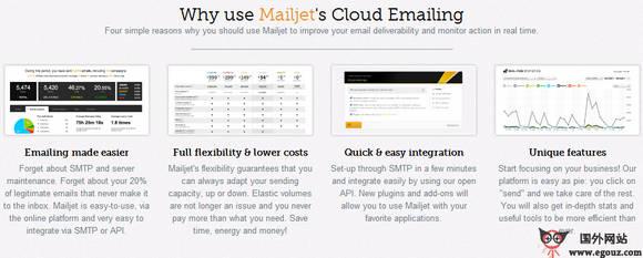 【工具类】MailJet:云邮件服务平台